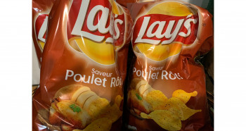 Chips Lay's Poulet