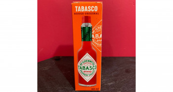 Sauce au piment rouge - TABASCO